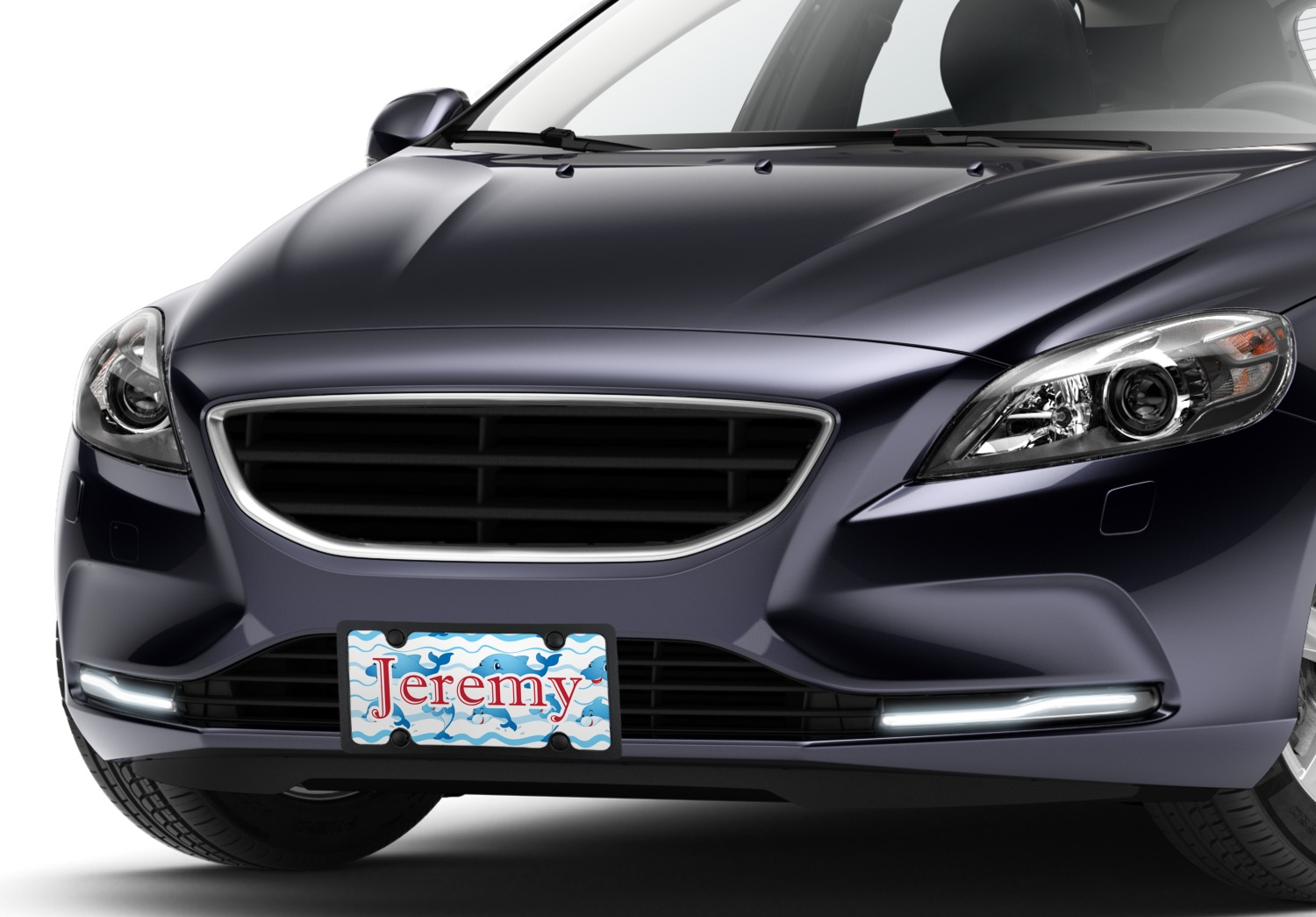 Dolphins Front License Plate Personalized - Youcustomizeit
