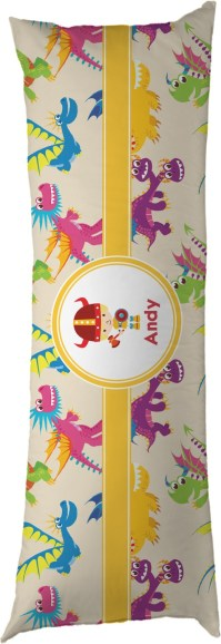 Dragons Body Pillow Case (Personalized)