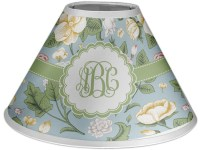 Vintage Floral Coolie Lamp Shade (Personalized ...