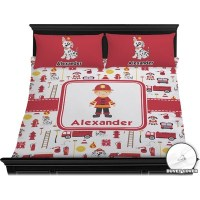 firefighter comforter set