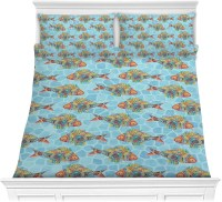 Mosaic Fish Comforter Set