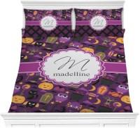 Halloween Comforter Set (Personalized) - YouCustomizeIt