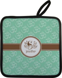 Om Pot Holder (Personalized) - YouCustomizeIt
