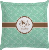 Om Euro Sham Pillow Case (Personalized) - YouCustomizeIt