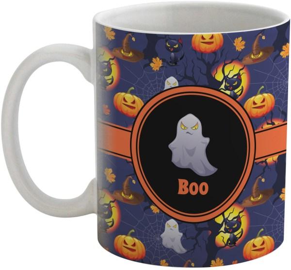 Halloween Night Coffee Mug Personalized YouCustomizeIt
