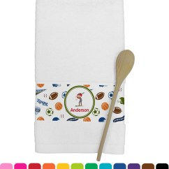 Personalized Kitchen Towels New Appliances Sports Towel Youcustomizeit