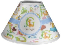 Animal Alphabet Coolie Lamp Shade (Personalized ...