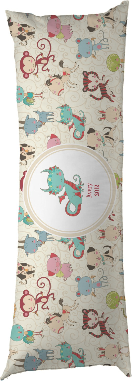 Chinese Zodiac Body Pillow Case (Personalized