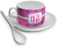 Colorful Trellis Tea Cup - Single (Personalized ...