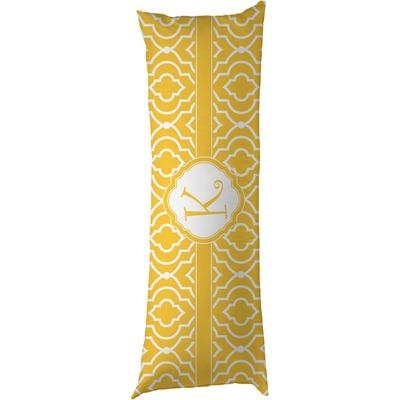 Trellis Body Pillow Case (Personalized)
