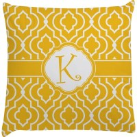 Trellis Decorative Pillow Case (Personalized) - YouCustomizeIt