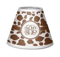 Cow Print Chandelier Lamp Shade (Personalized ...