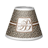 Leopard Print Chandelier Lamp Shade (Personalized ...