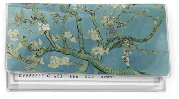 Van Gogh Checkbook Cover