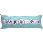 design your own body pillow case