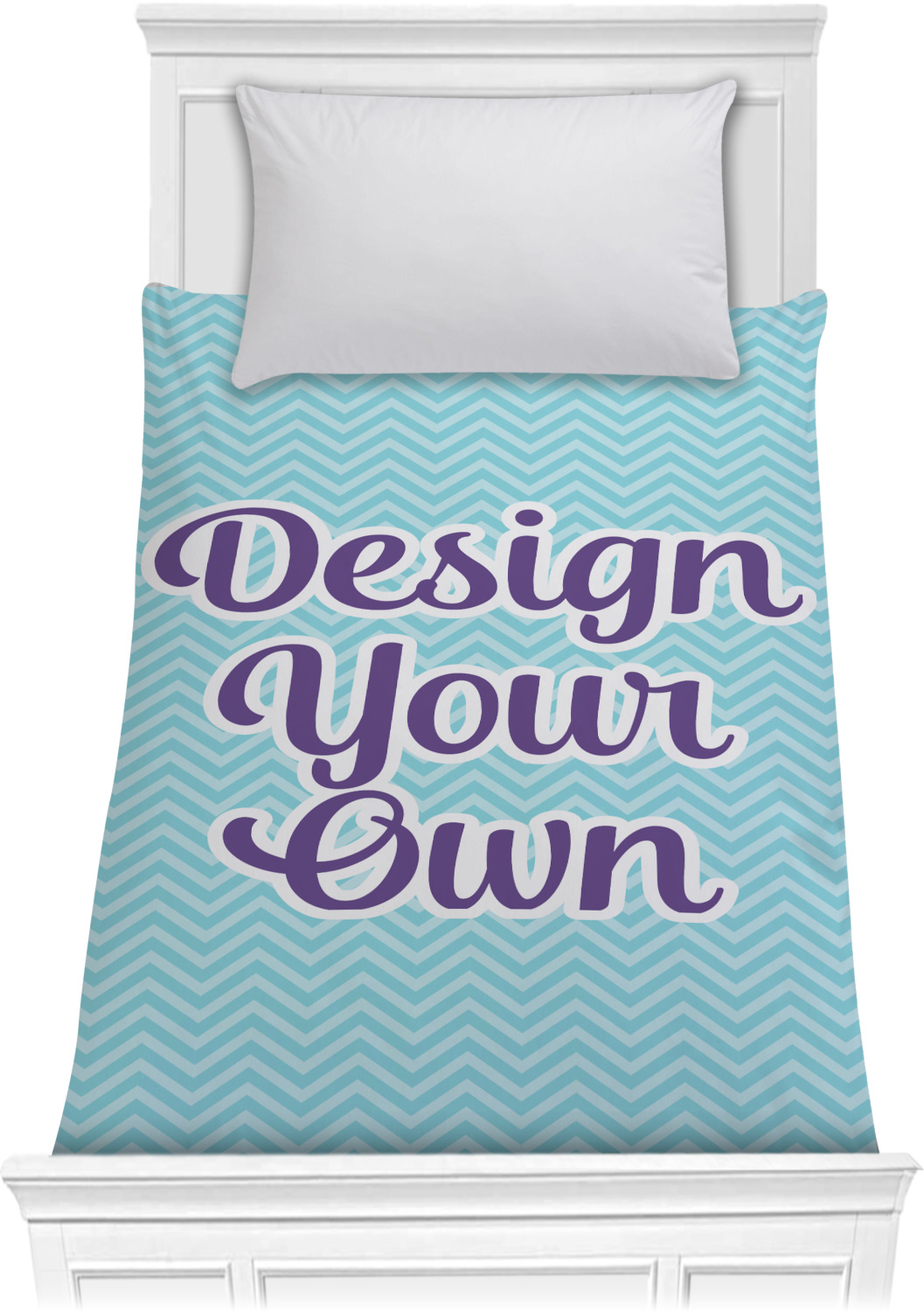Design Your Own Comforter Personalized  YouCustomizeIt