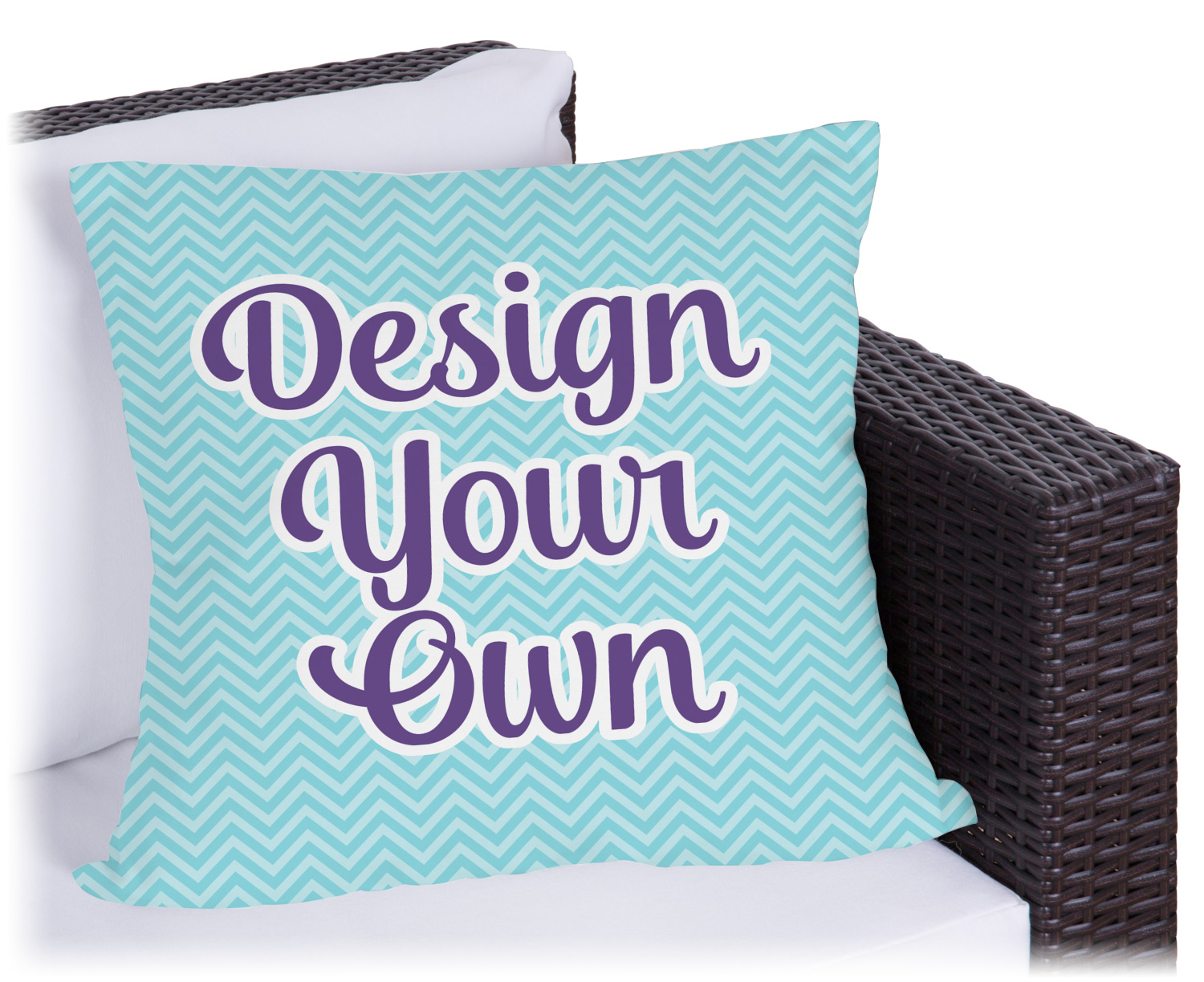design your own outdoor pillow