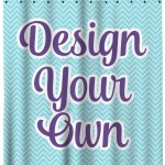Design Your Own Personalized Shower Curtain