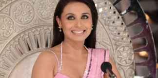 Rani Mukherji Bio