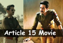 Article 15 Full Movie Download Telegram