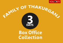 Family of Thakurganj 3rd Day Box Office Collection