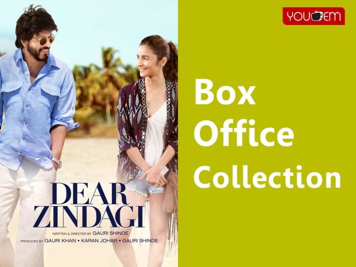 Dear Zindagi Box office Collection