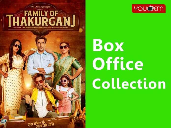Family of Thakurganj Box Office Collection