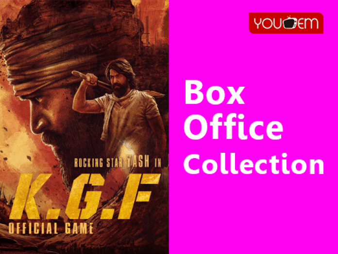KGF. Box Office Collection