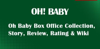 Oh Baby Box Office Collection