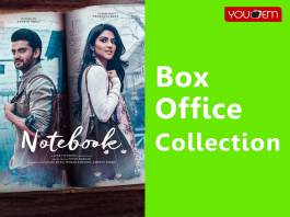 Notebook Box Office Collection