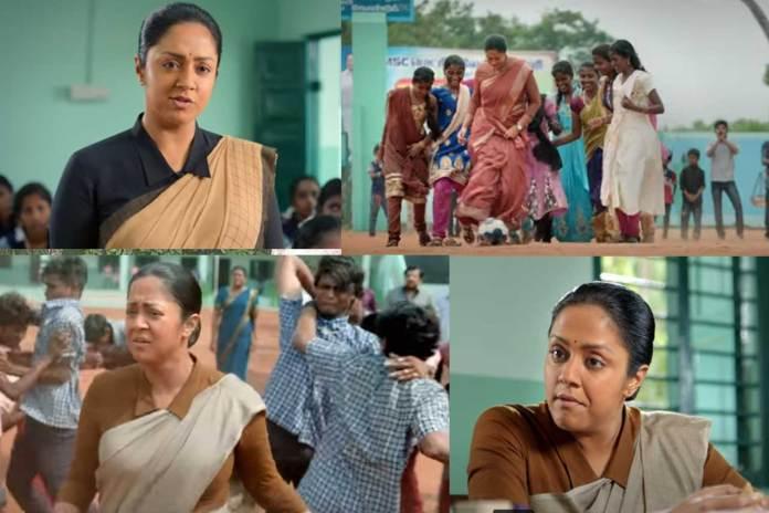 Raatchasi film Jyothika Scene