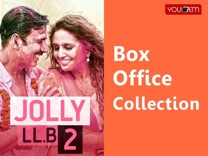 Jolly LLB 2 Box Office collection