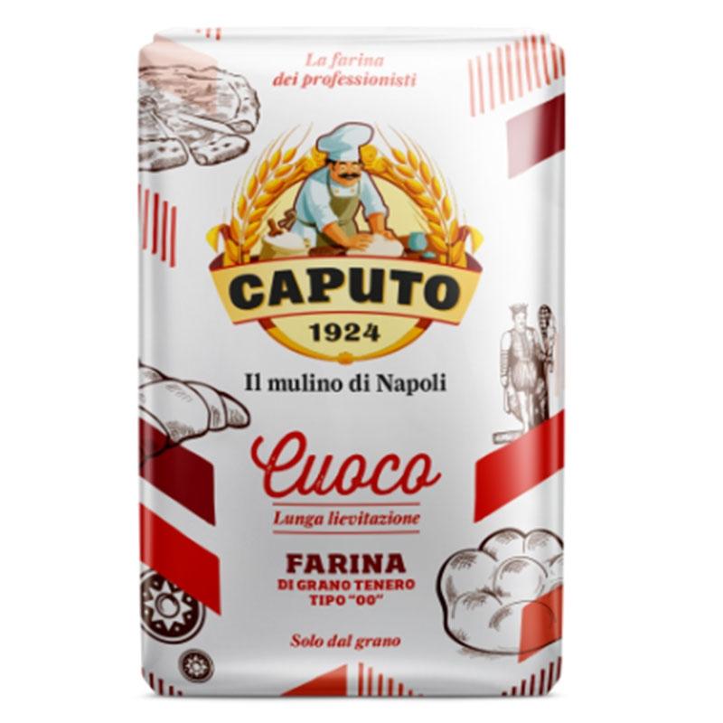 Farina Caputo Rossa 00 Pizza Chef kg 1