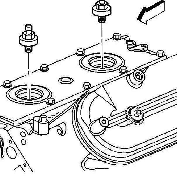 Knock Sensor Procedure