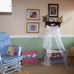Chair Rail Upside Down Lowes Trim Molding Height Ask Eli At Youfixityourself Com Room With