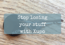 Stop losing your, er, stuff: The Xupo smart bluetooth tracker – WIN!
