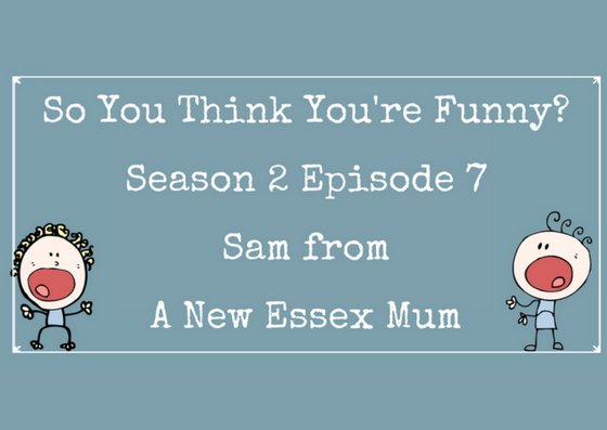 So You Think You're Funny? – Season 2 Episode 7 – Sam from @anewessexgirl