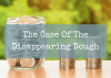 The Case Of The Disappearing Dough