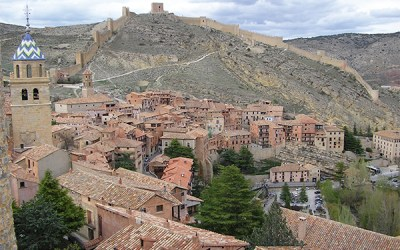 DOMINGO ARAGONÉS EN TERUEL Y ALBARRACIN