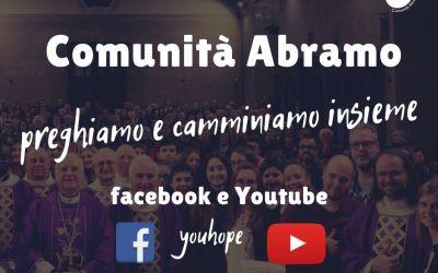 Leggi il messaggio di Don Robin (Senglea, Malta) per la Comunità Abramo