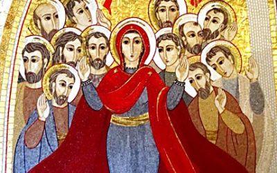 COME DA UNA NUOVA PENTECOSTE, DOMENICA 15/1 A RESTENA