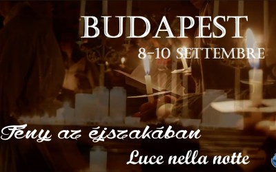 Youhope Budapest 9 settembre
