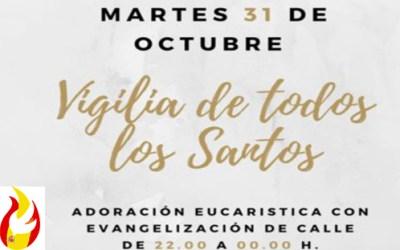 Madrid: veglia con tutti i Santi