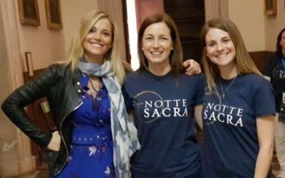 Notte Sacra 2018 a Roma