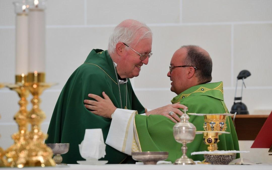 Stupendo articolo sulla visita del vescovo Nosiglia a Malta