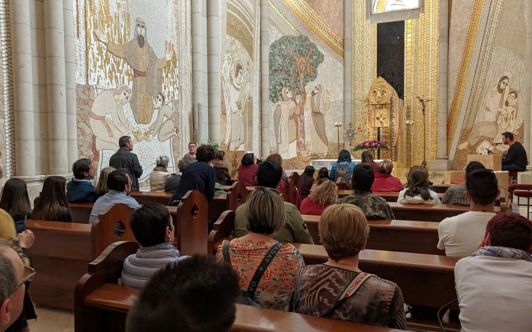 """Catedral de Madrid: """"Las bondades del Señor no se han acabado"""""""