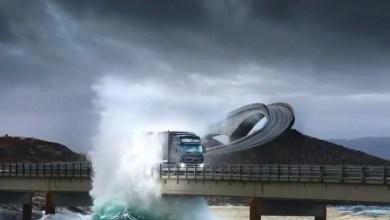 Photo of 15 najniebezpieczniejszych dróg na świecie.