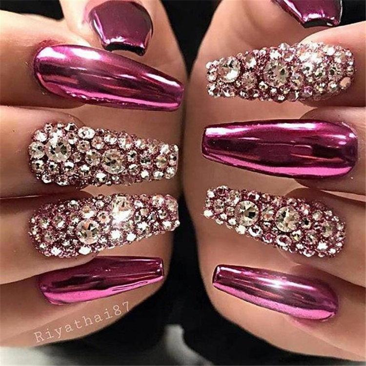 2020-2021 new trends in nail design fashion - Inspiration ...