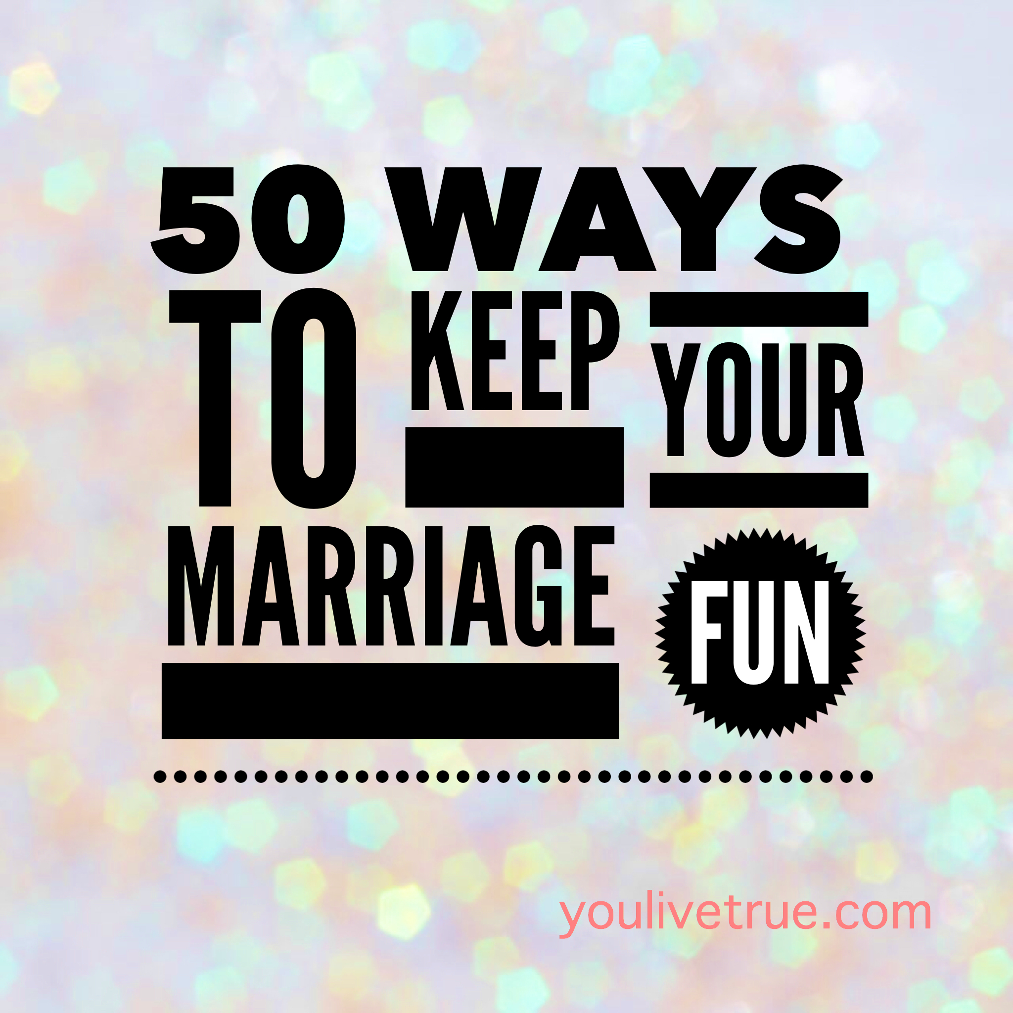 How to keep your relationship fun and exciting