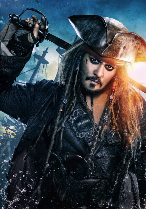 Pirates of the Caribbean Dead Man Movie Poster